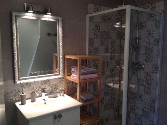 Salle de bains Gîte le Corsuet