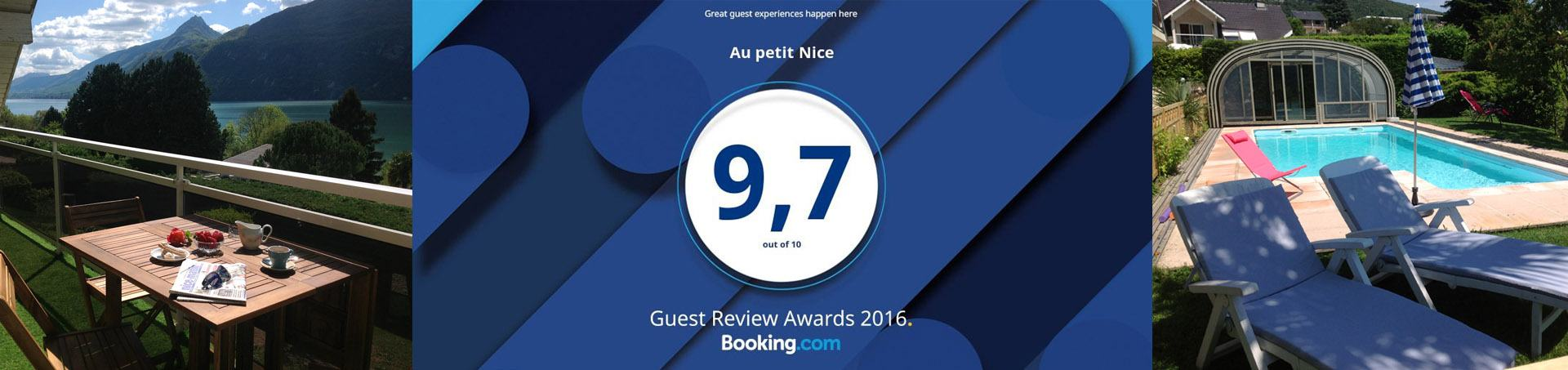 booking reviews au petit nice