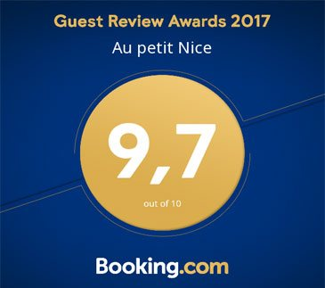 logo image awards booking au petit nice 2017
