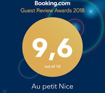 award booking 2018 au petit nice