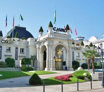 image casino Aix Les Bains gîtes au petit nice